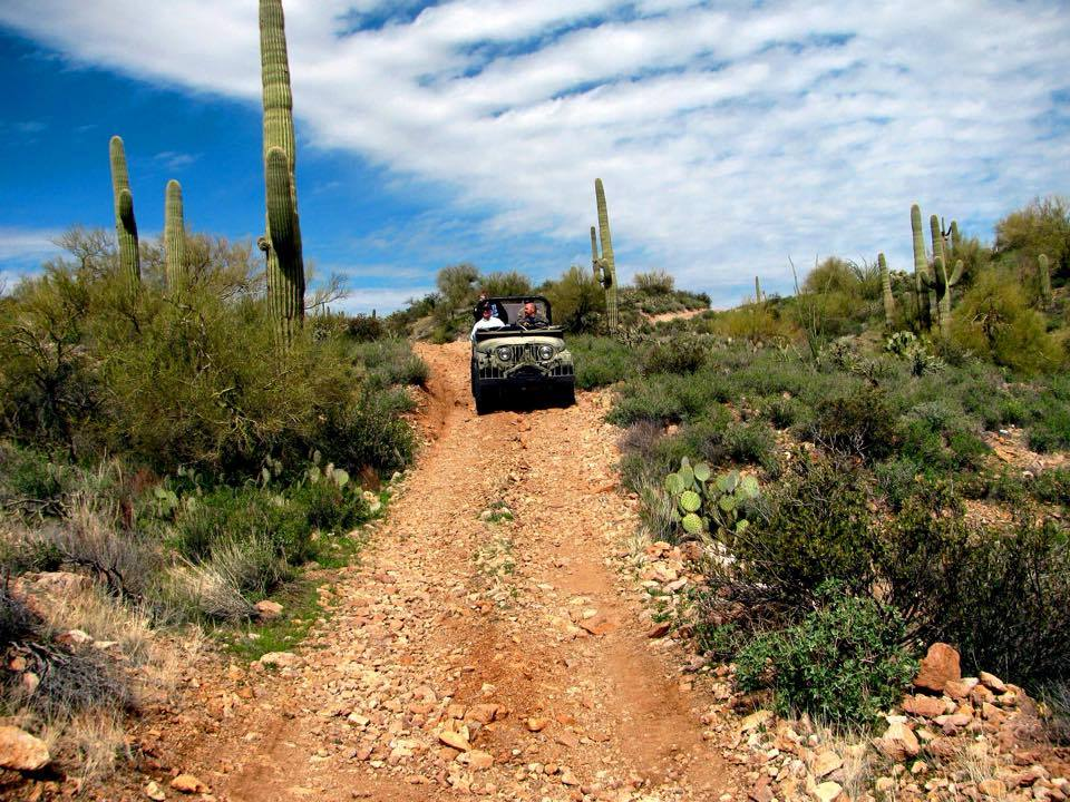 Wickenburg Jeep Tours