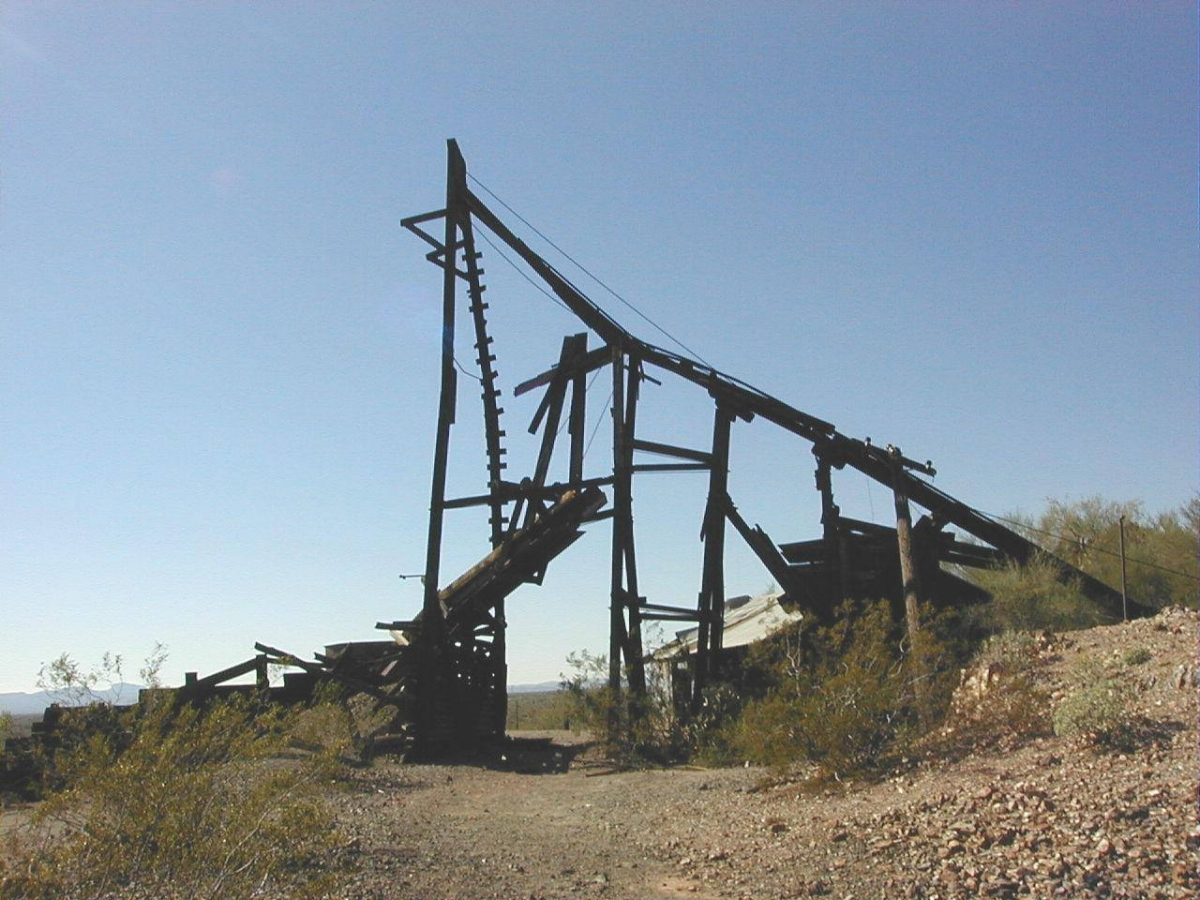 Vulture Mine Tours