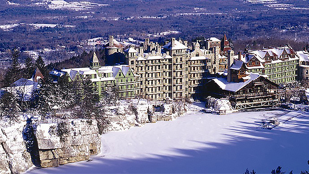 Mohonk Mountain House