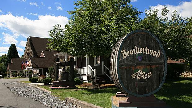 Brotherhood, America's Oldest Winery