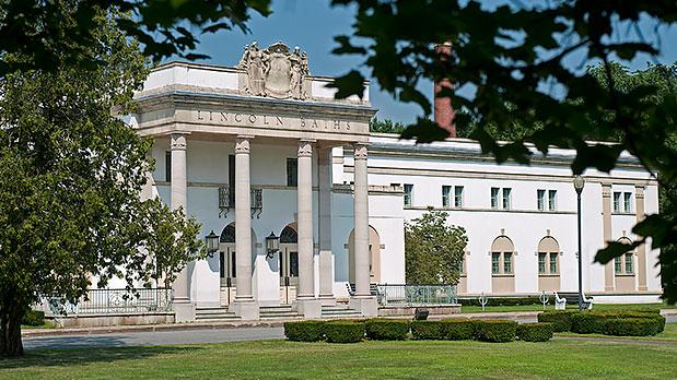 Lincoln Baths - Saratoga State Park