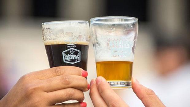 America on Tap Snommegang Beer Festival