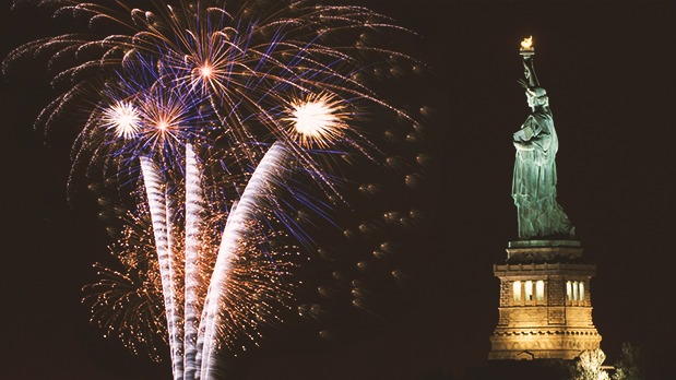 Statue of Liberty - Photo by NYS ESD