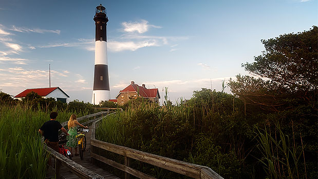 Fire Island Lighthouse - Photo by NYS ESD