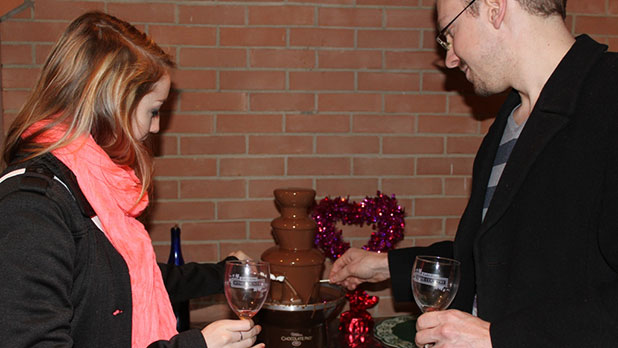 Wine and Chocolate Weekend