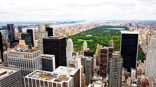Central Park View - Photo by Jen Davis - Courtesy of NYC & Co
