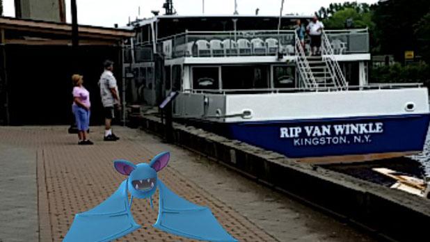 Kingston Waterfront - Pokemon