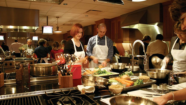 New York Wine & Culinary Center Class - Photo Courtesy of New York Wine & Culinary Center
