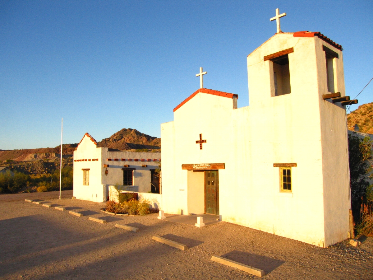 Ajo Historical Society Museum