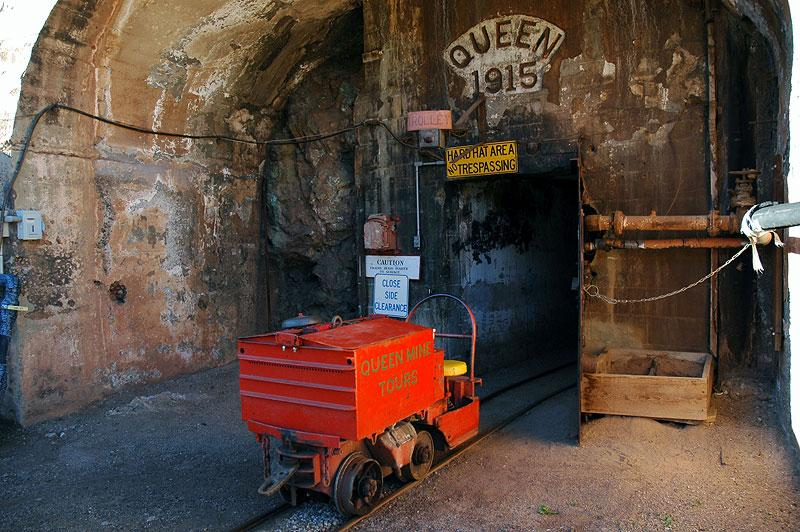 Queen Mine Tour Bisbee