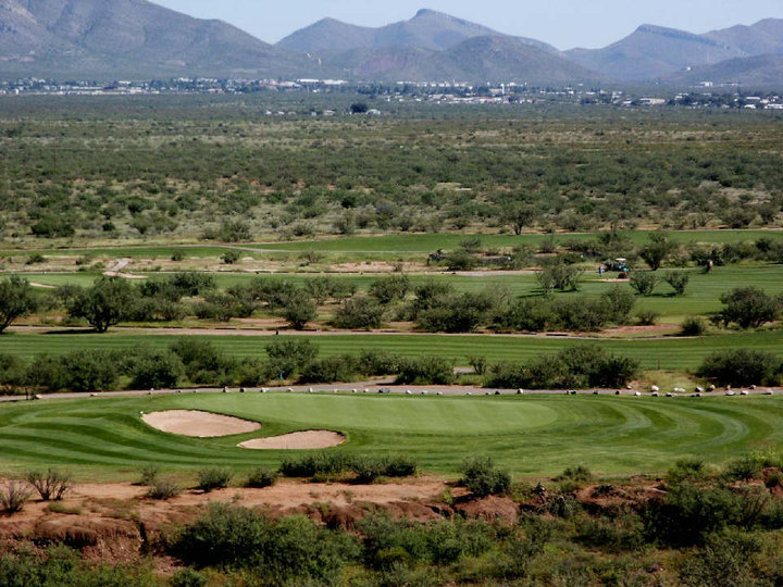 Turquoise Valley golf Bisbee