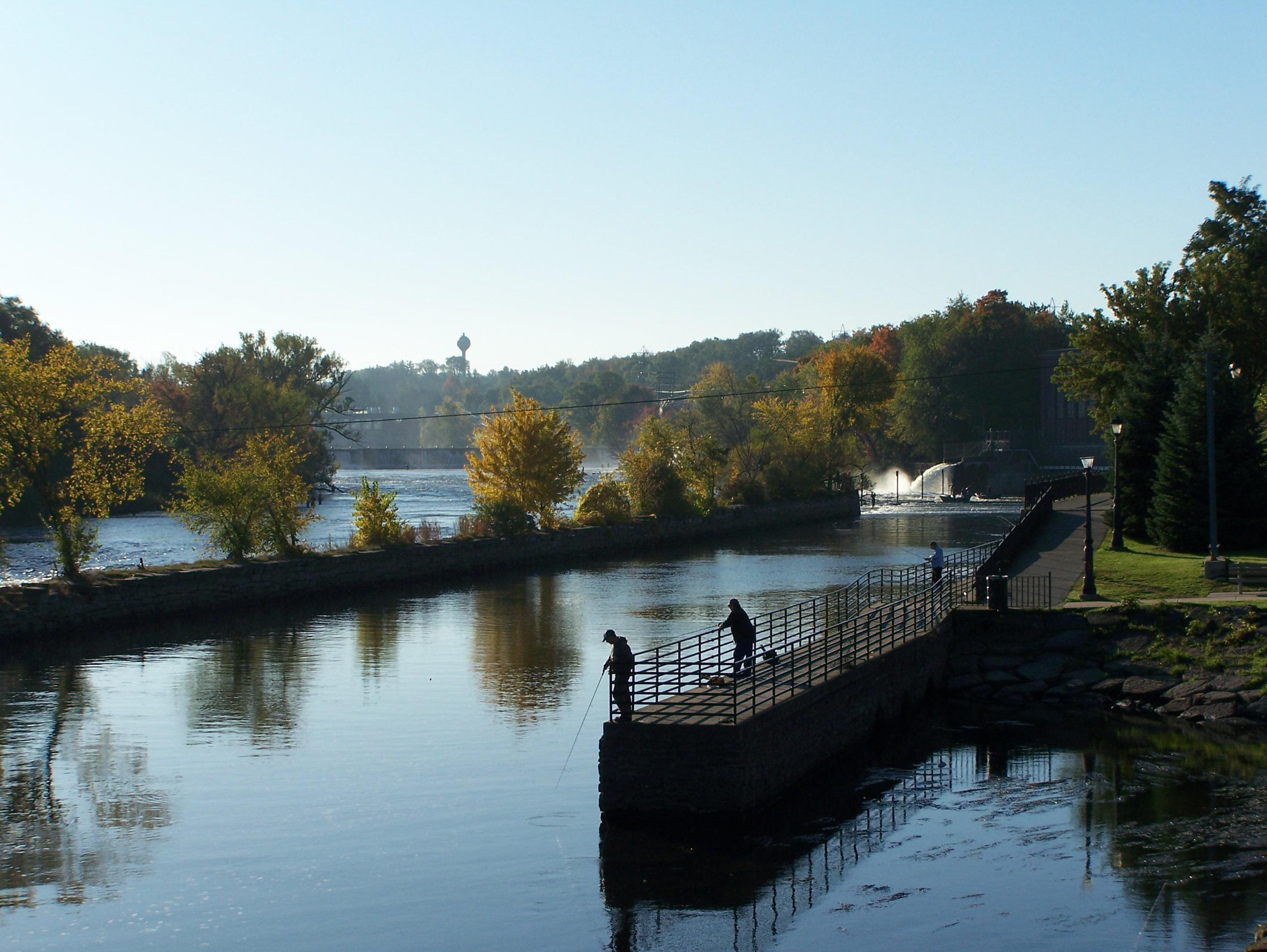 Oswego county offers plenty of spots to enjoy free for Free fishing license ny