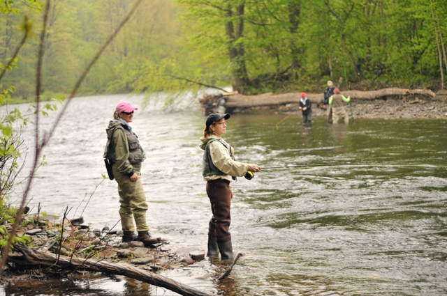 Trout unlimited tug hill chapter to hold fifth annual for Nys dec fishing