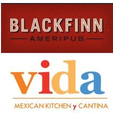 BlackFinn & Vida Cantina Logo Combined for What's New