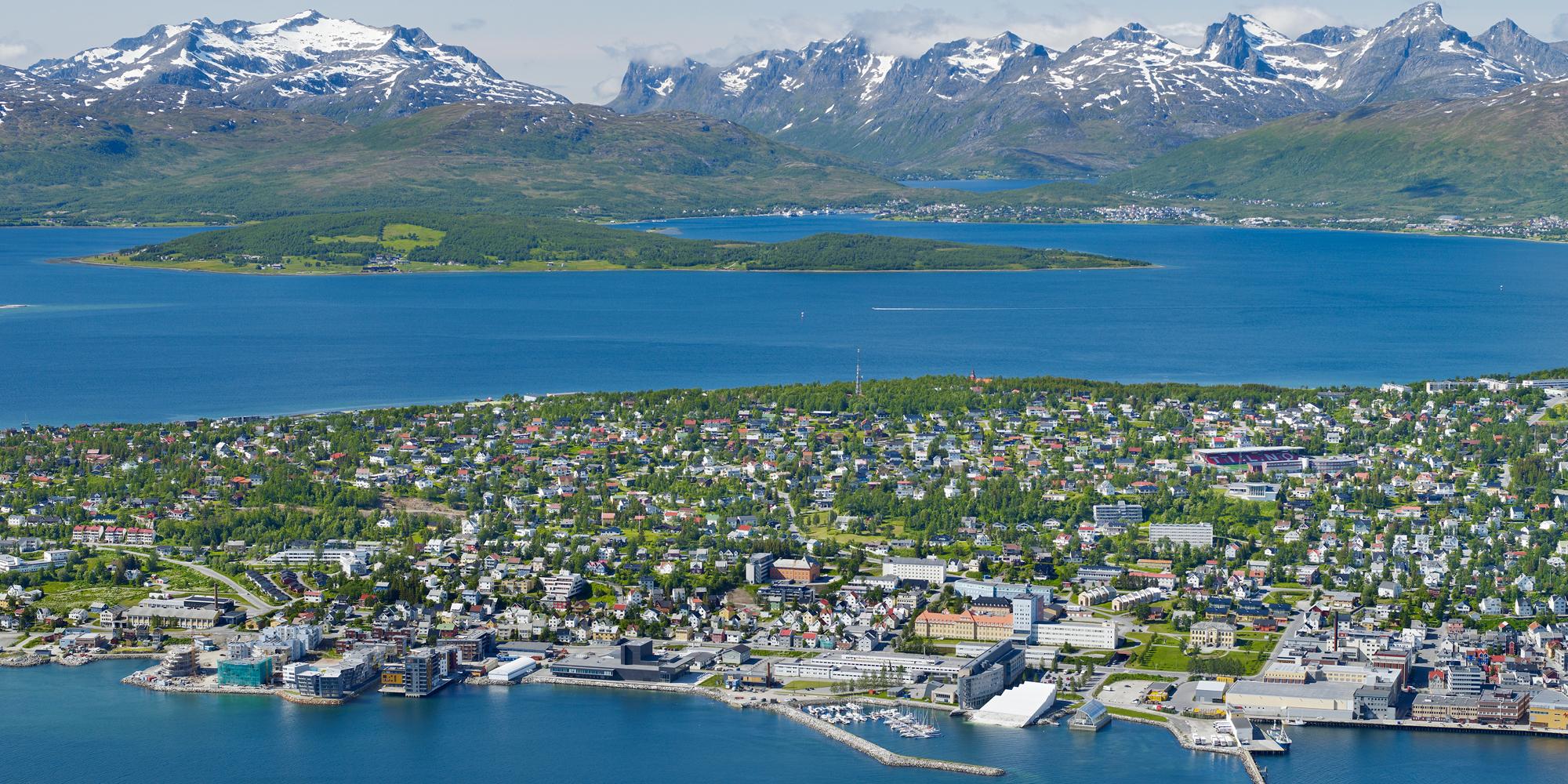 Tromsø - De officiële reisgids voor Noorwegen - visitnorway.nl