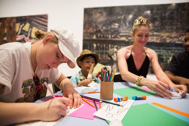 Phoenix Art Museum free family day