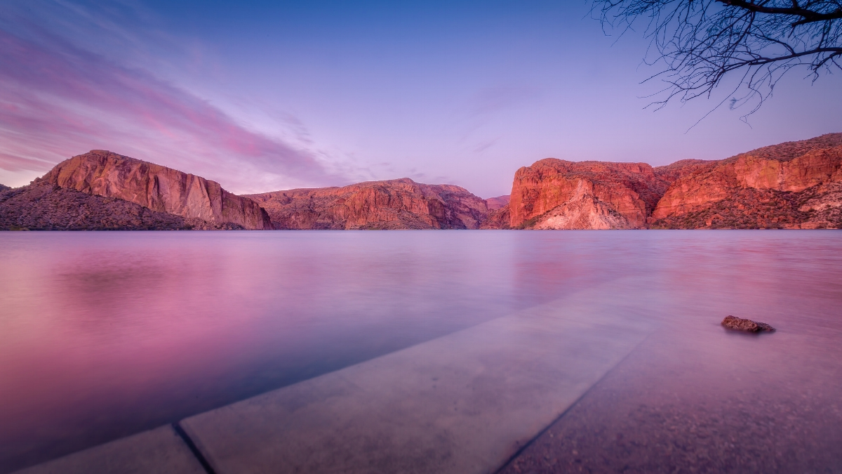 Canyon Lake by CEB Imagery
