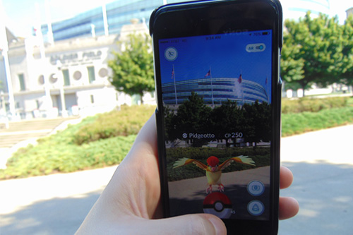 Pokemon Go Soldier Field