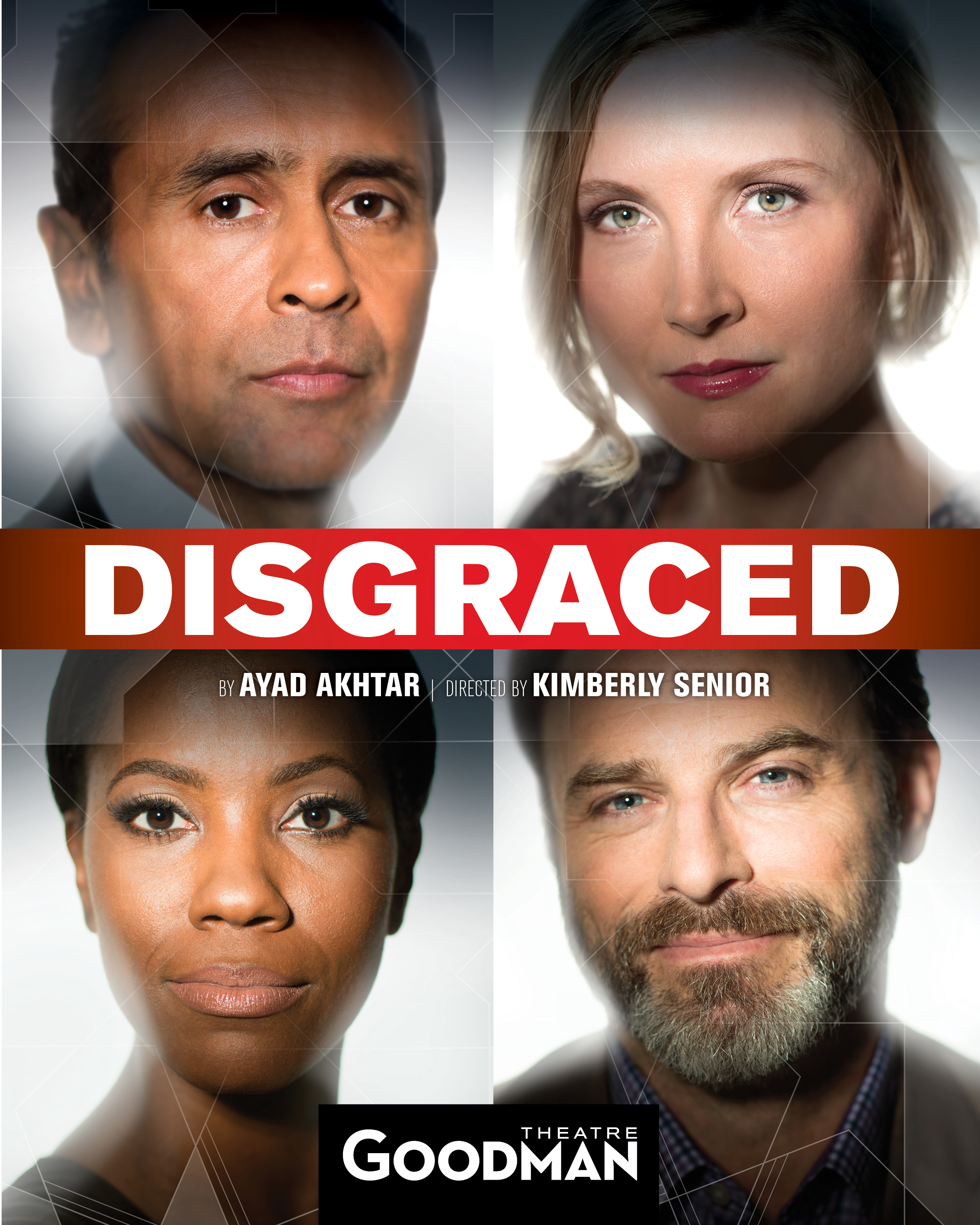 Disgraced Goodman Theatre