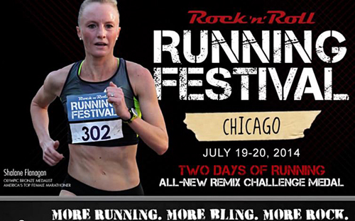 Rock N Roll Running Festival