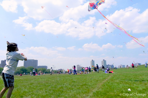 Chicago Kids and Kites Festival
