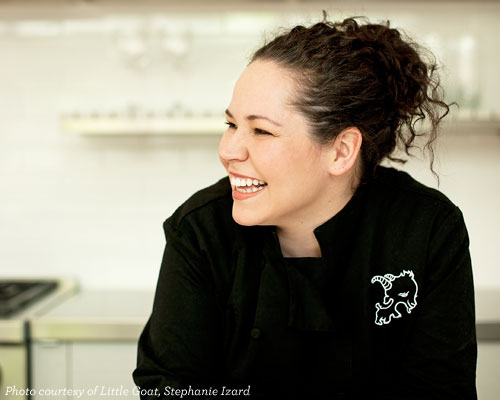 Stephanie Izard, Girl & The Goat