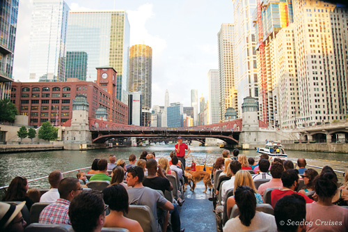 Seadog Cruises Chicago