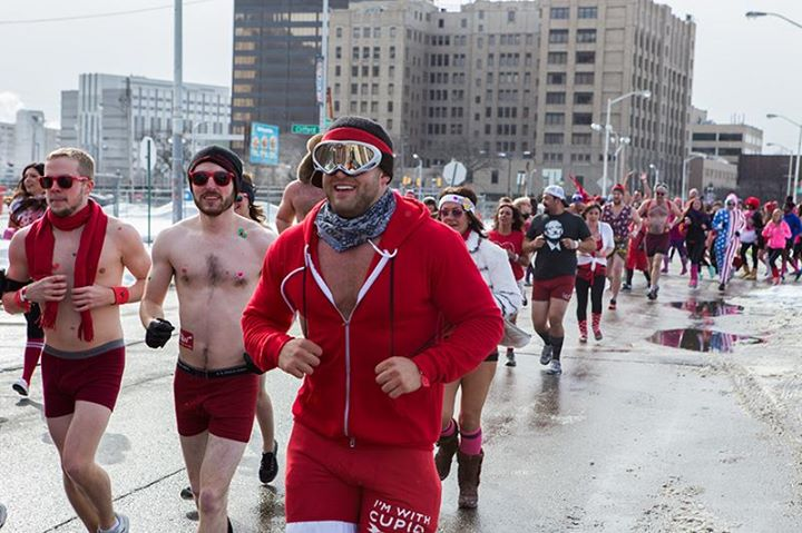 Cupid's Undie Run Chicago