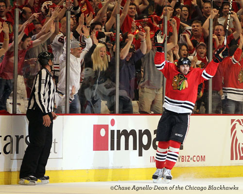 Blackhawks - Celebration - Blog