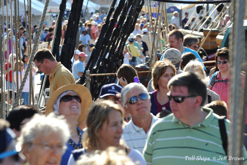 Tall Ships Tours