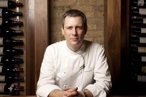 Andrew Zimmerman Sepia James Beard Awards
