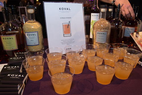 Koval Distillery Chicago
