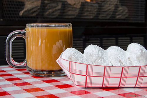 lowcountry beignets
