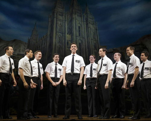 Book of Mormon - Blog