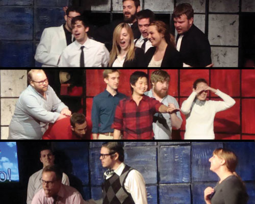 Chicago Improv League Finals