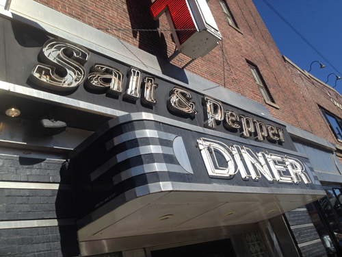 Salt & Pepper Diner