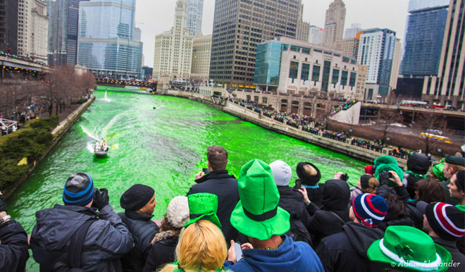 Chicago St. Patrick's Day Celebrations