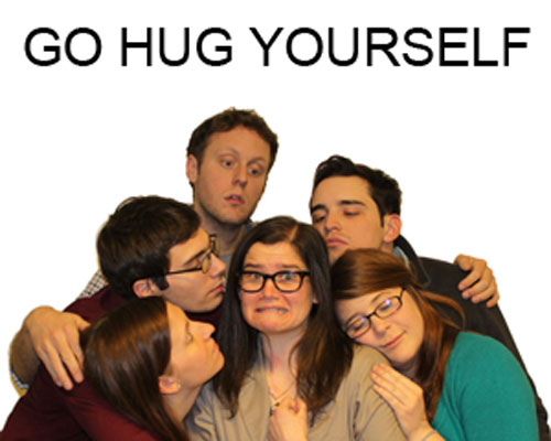 Go Hug Yourself Promo - Blog