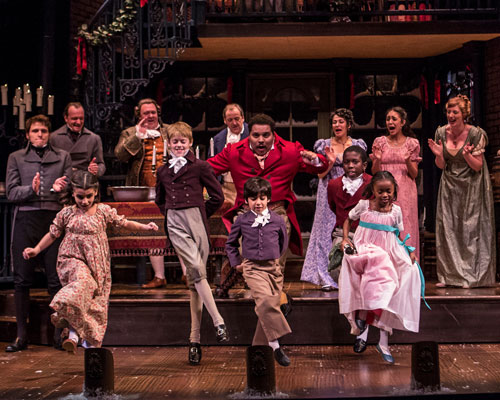 A Christmas Carol Goodman Theater