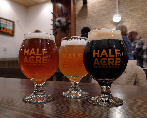 Half Acre Glasses - Blog