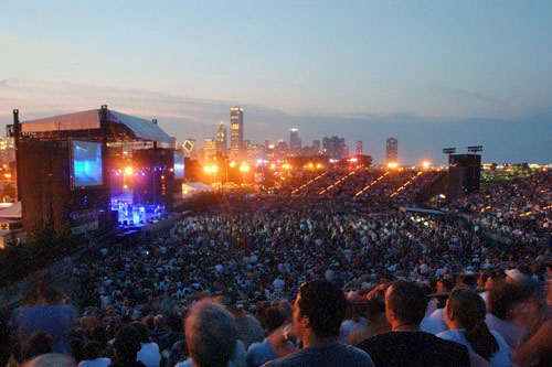 DMB Northerly Island