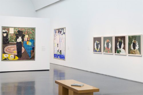 Kerry James Marshall at MCA