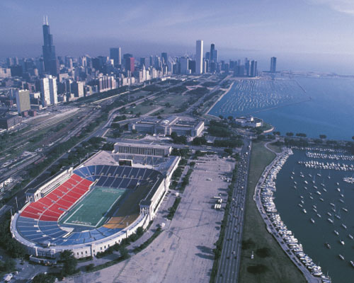Soldier Field - Vintage - Blog
