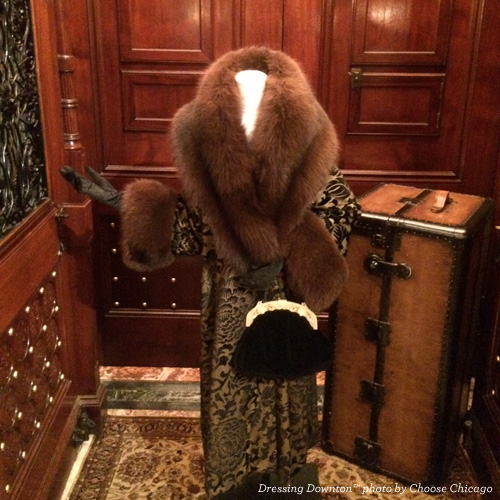 Dressing Downton at Driehaus Museum