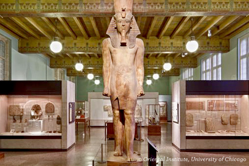 Oriental Institute Chicago
