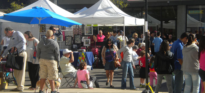 Edgewater Fall Art Fair