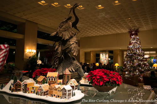 Holidays at The Ritz-Carlton, Chicago