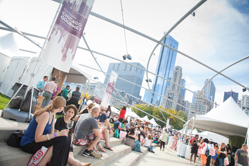 Chicago Gourmet 2015