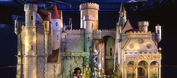 Museum of Science and Industry - Colleen Moore's Fairy Castle
