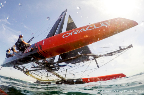 America's Cup World Series Chicago: June 10–12, 2016